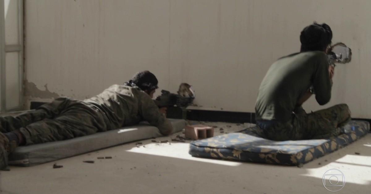 Fotógrafo brasileiro registra retomada de Raqqa, na Síria, do Estado Islâmico