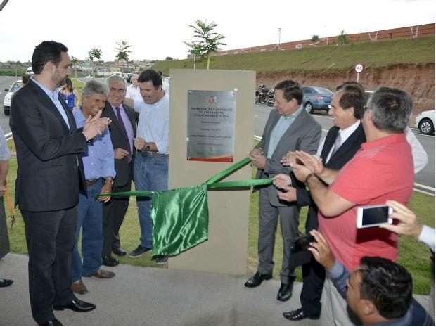 Inauguração faz parte das comemorações dos 360 anos de Jundiaí (Foto: Divulgação)