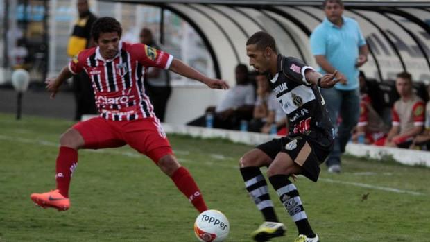 Paulistão: XV de Piracicaba x Botafogo-SP (Foto: Rogerio Moroti/ Assessoria BFC)