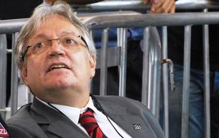 Gonçalo Veronese conselho fiscal Flamengo (Foto: Cahê Mota)