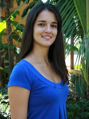 Evelin Fagundes: certificação contribui para manter a floresta em pé (Foto: Divulgação)