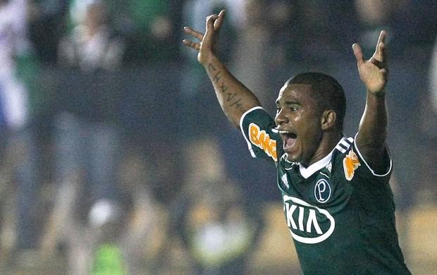 Mazinho, Palmeiras x Paraná (Foto: Cesar Greco / Agência Estado)