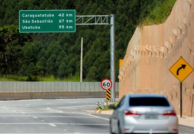 Rodovia dos Tamoios ; Dersa ;  (Foto: Divulgação)