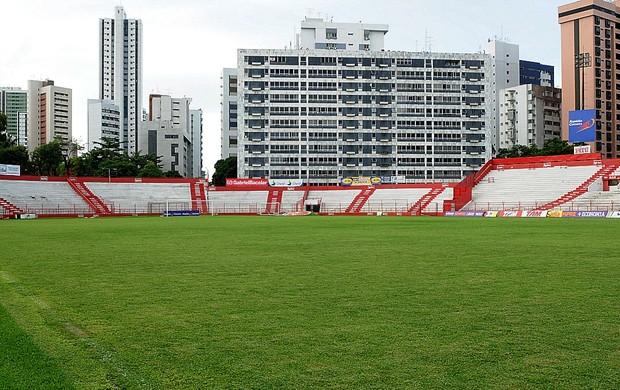 Aflitos - estádio do Náutico (Foto: Aldo Carneiro / Pernambuco Press)