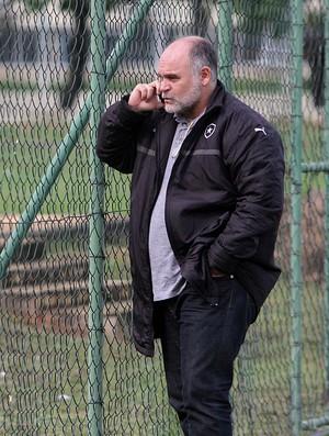 Mauricio Assumpção Botafogo (Foto: Vitor Silva / SSPress)