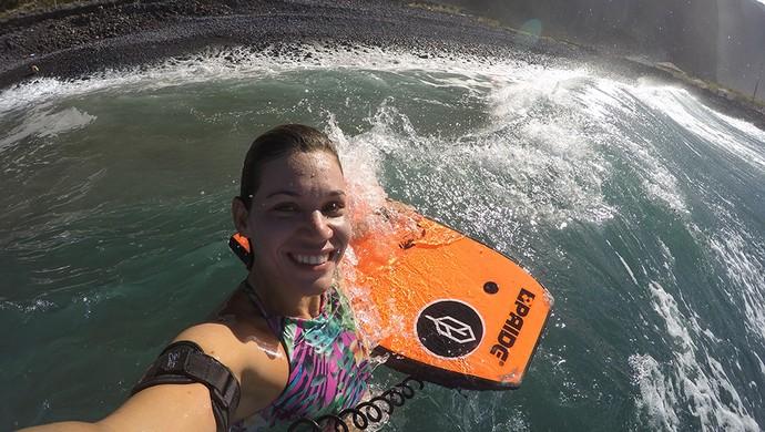 Isabela Sousa, bodyboard, Ilha da Madeira (Foto: Lima Jr./Divulgação)
