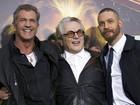 Estreia de 'Mad Max' nos EUA reúne Mel Gibson e Tom Hardy