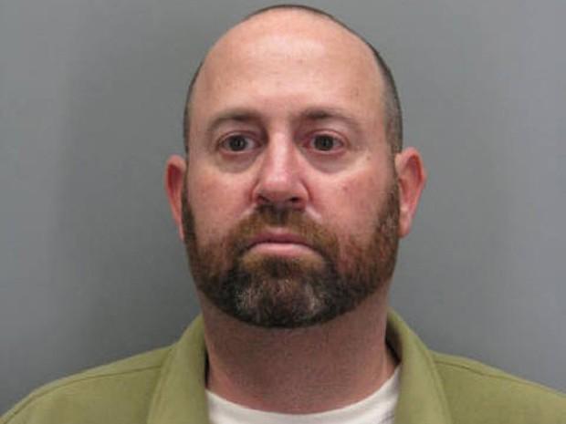 Daniel Rosen em foto divulgada pela polícia do condado de Fairfax (Foto: AP Photo/Fairfax County, Va. Sheriff's Office)
