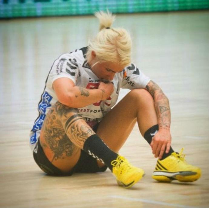 Kristina Kristiansen (Foto: Reprodução/Instagram)