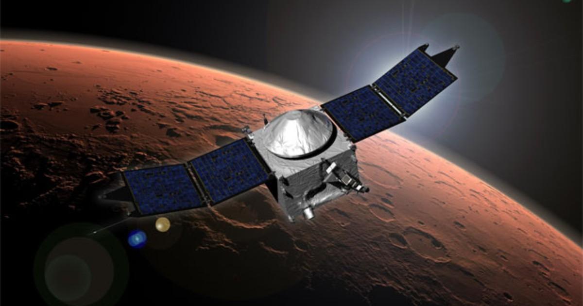 Sonda da Nasa chega a Marte após 10 meses de viagem