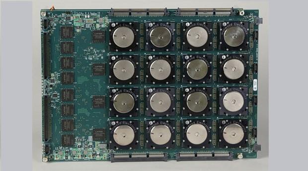 ibm força aérea computador (Foto: Divulgação/IBM)