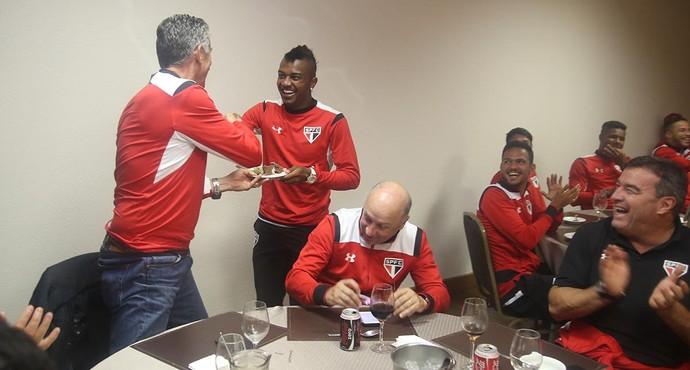 Kelvin São Paulo (Foto: Rubens Chiri - site oficial do São Paulo FC)