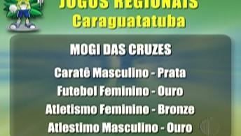 Equipes do Alto Tietê brigam por últimas medalhas nos Jogos Regionais