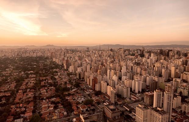 Jardim Paulista (Foto: Cassio Vasconcellos)