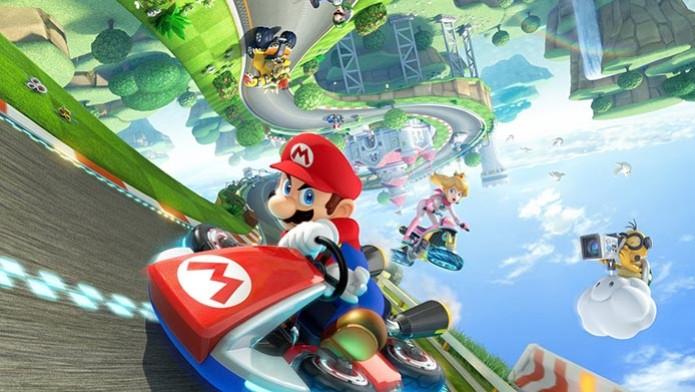 Mario Kart 8: aprenda a usar drifts, turbos e saltos do game (Foto: Divulgação) (Foto: Mario Kart 8: aprenda a usar drifts, turbos e saltos do game (Foto: Divulgação))