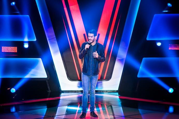 Marcelo Archetti The Voice Brasil (Foto: Globo/Divulgação)