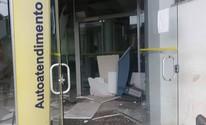 Grupo explode banco e cerca PM; vídeo (Alex Barbosa/ Coração Notícias)