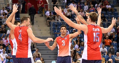volei belgica x eua (Foto: Getty Images)