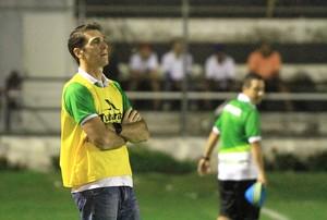 Treinador Luciano Dias do Cuiabá (Foto: Ailton Cruz/Gazeta de Alagoas)