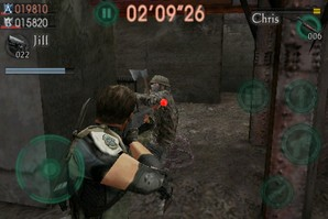Resident Evil Mercenaries VS.