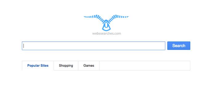 Saiba como tirar o websearches.com do seu navegador (Foto: Reprodução/WebSearches)