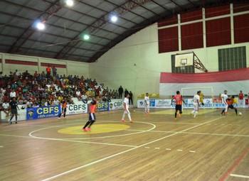 Big Bran x Rivera final Acreano de Futsal da 1ª divisão 2016 (Foto: Adelcimar Carvalho)