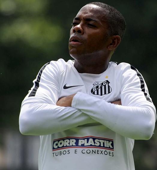 """""""não foi possível"""" (Ivan Storti/Santos FC)"""