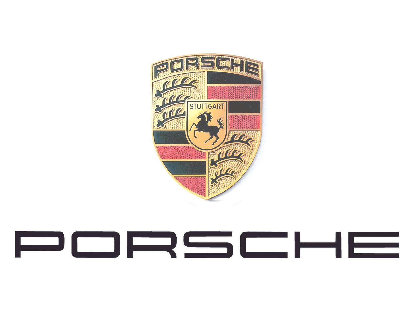 Porsche - logo (Foto: Arquivo)