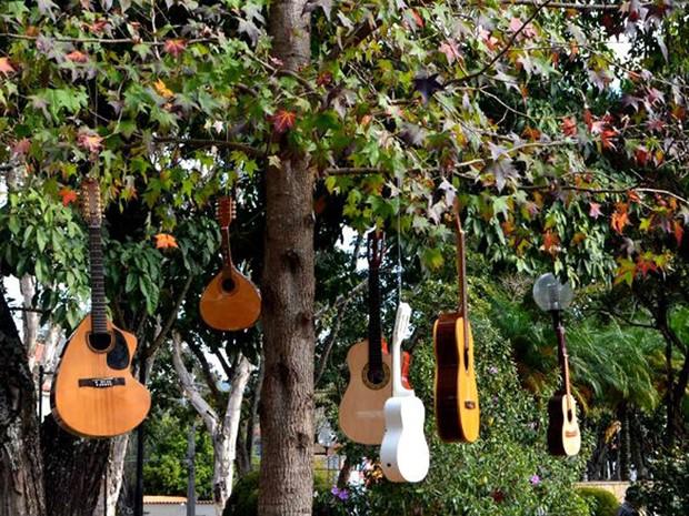 Cidade Criativa oferece dois meses de atividades culturais, de lazer e educação em Santa Rita do Sapucaí, MG (Foto: Arquivo/Cidade Criativa)