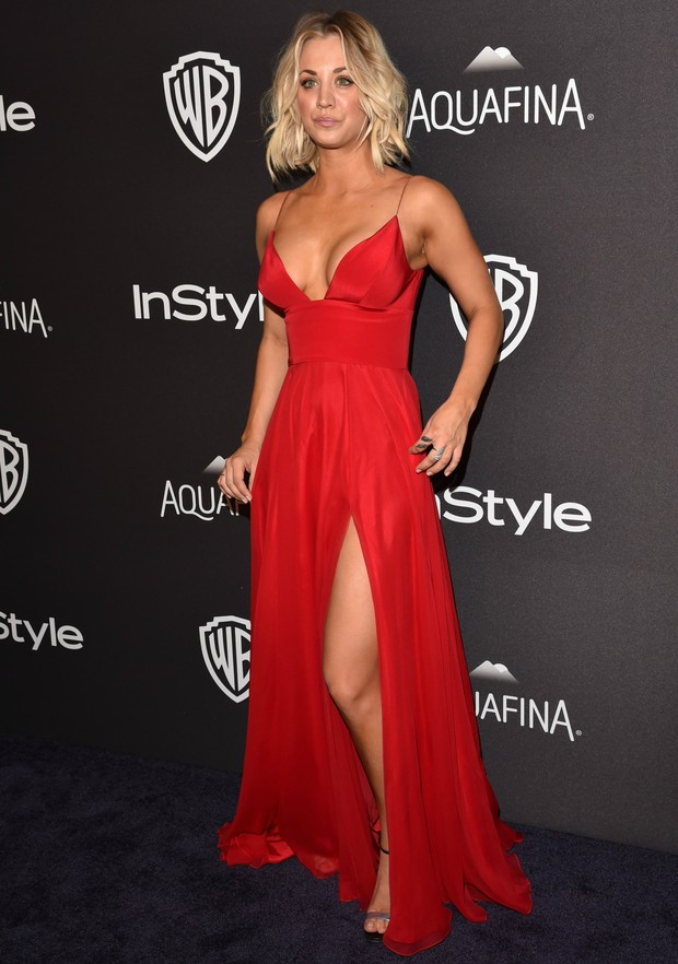 Kaley Cuoco (Foto: Agência Getty Images)