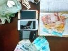 Suspeito preso por tráfico escondia dinheiro da venda de drogas em Bíblia