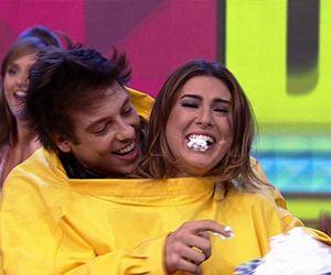 Fernanda Paes Leme canta Ivete Sangalo enquanto é trollada por Fábio Porchat