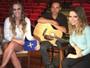 Em família: Sandy é entrevistada pela prima Aline no 'Mais Caminhos'