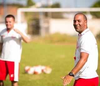 Renato Ferreira, América-SP, técnico (Foto: Rainier Moura/Divulgação América)
