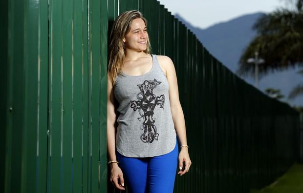 Fernanda Gentil (Foto: Marcos Serra Lima / EGO)