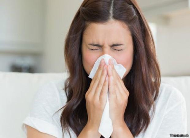 Pesquisa descobriu que sistema imunológico fica mais fracos em temperaturas baixas  (Foto: Thinkstock/BBC)