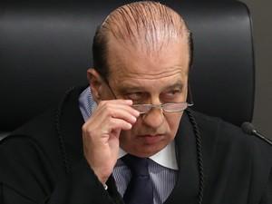 Ministro Augusto Nardes, relator no TCU do julgamento das contas de Dilma (Foto: André Dusek/Estadão Conteúdo)