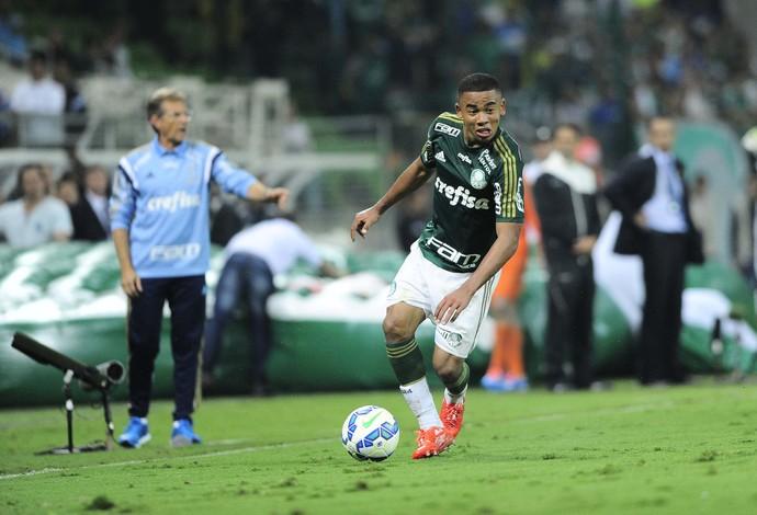 Gabriel Jesus Palmeiras (Foto: Marcos Ribolli)