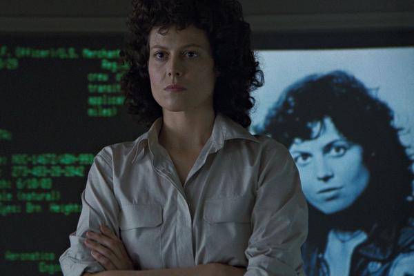 Sigourney Weaver em 'Alien' (Foto: Divulgação)