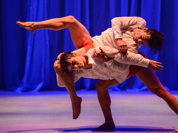 Com 28 anos de história, Quasar Cia de Dança enfrenta crise financeira, em Goiás (Foto: Reprodução/Quasar)
