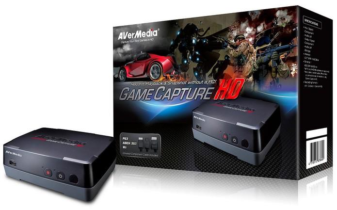 AVerMedia Game Capture HD (Foto: Divulgação)