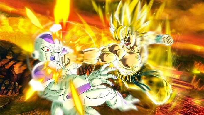 Dragon Ball Xenoverse te permite criar vários personagens (Foto: Divulgação)
