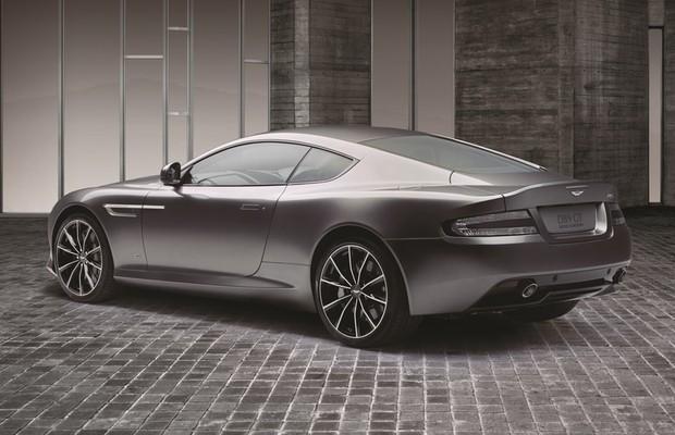 Traseira do Aston Martin DB9 GT Bond Edition (Foto: Divulgação)