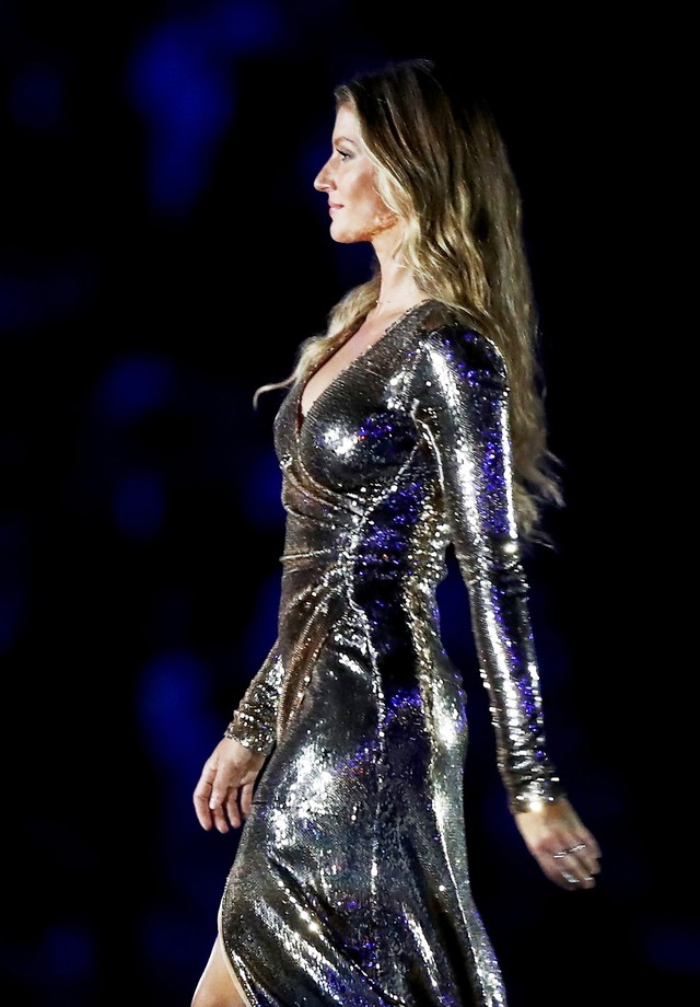 Gisele Bundchen (Foto: Getty Images/ Elsa/ Julian Finney)