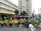 Ato pró-impeachment de Dilma é realizado em Uberaba