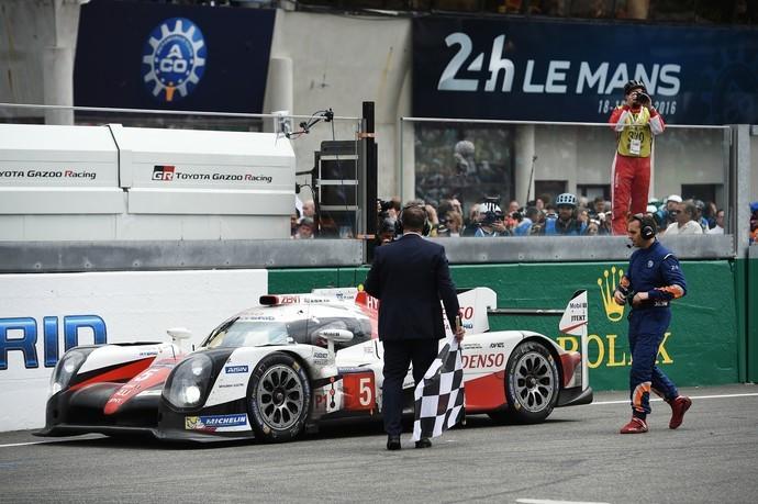 Toyota perde as 24 Horas de Le Mans
