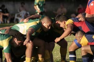 Cuiabá Rugby (Foto: Divulgação)
