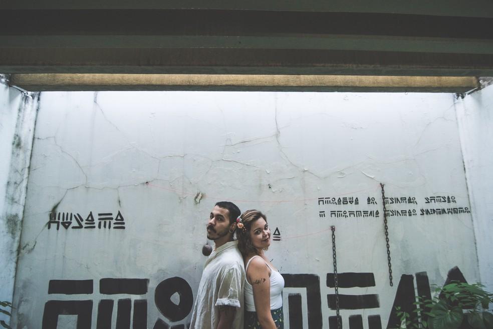 Sika e Gora fazem exposição na Casa do Parque (Foto: Divulgação)