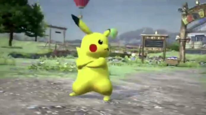 Pikachu, Gardevoir e Suicune são mais novas adições ao elenco de Pokkén Tournament (Foto: Reprodução: YouTube) (Foto: Pikachu, Gardevoir e Suicune são mais novas adições ao elenco de Pokkén Tournament (Foto: Reprodução: YouTube))