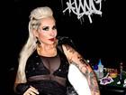 Sabrina Boing Boing festeja centésima tatuagem: 'Forma de me expressar'